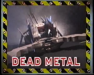 The deadest dead that metal can be.