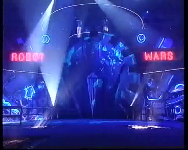 Robot Wars UK: S1 Heat A