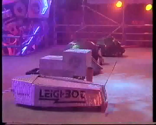 Robot Wars UK: S1 Heat B