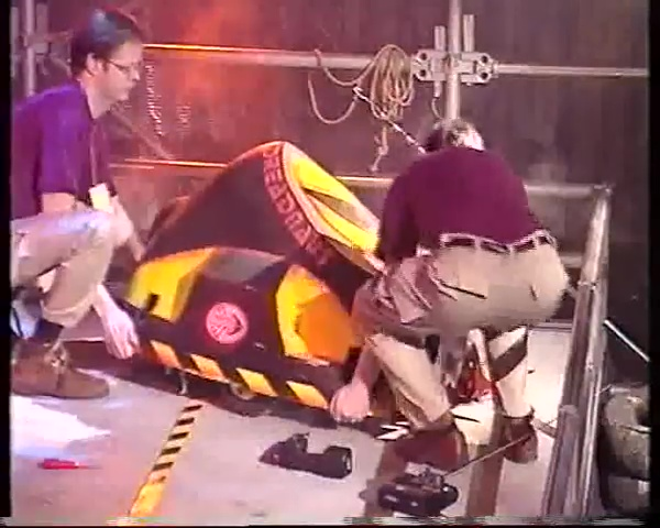 Robot Wars UK: S1 Heat C