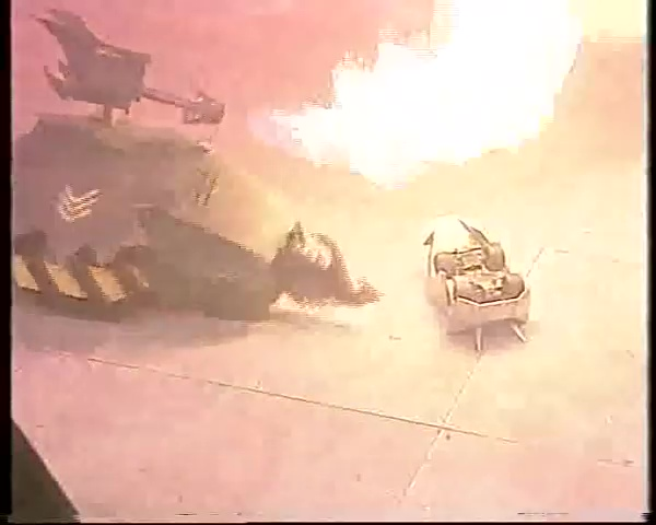 Robot Wars UK: S1 Heat D