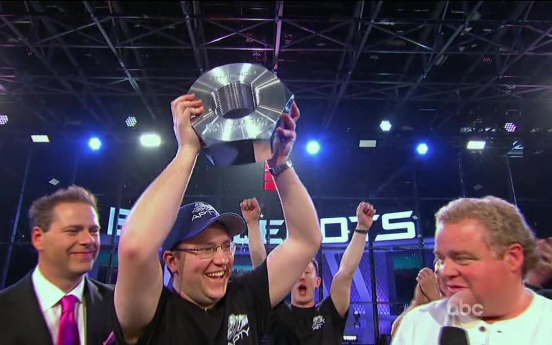 Giant Washer Awards: BattleBots S6