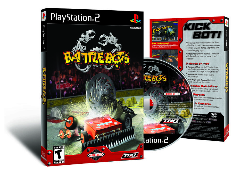An Open Letter to BattleBots (About Their Cancelled Game)