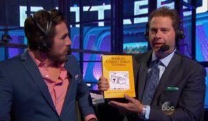 """""""i has a book! :D"""""""