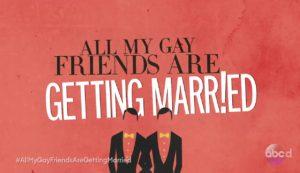 Up next: Gay Divorce Court