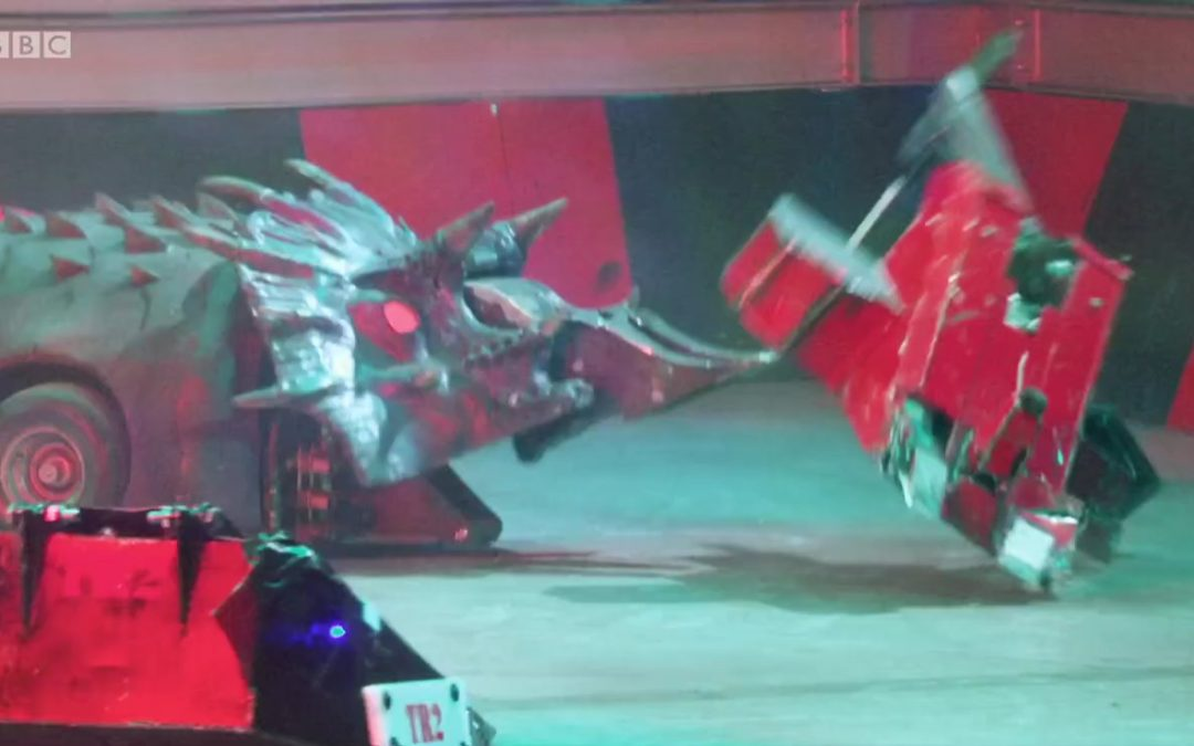 Robot Wars UK: S8 E6