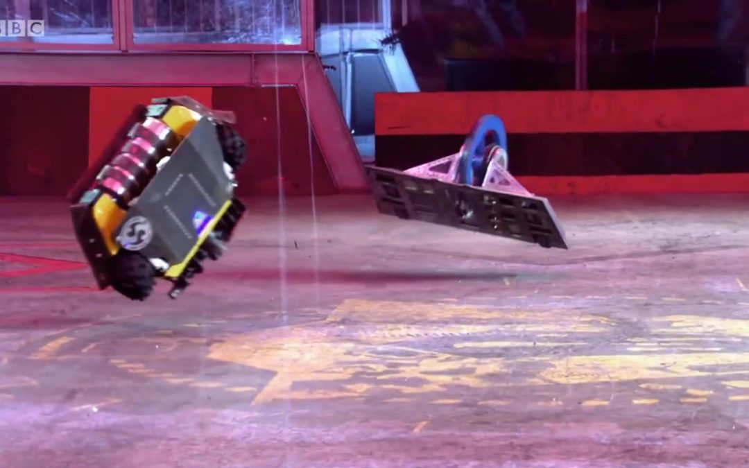 Robot Wars UK: S9 E1
