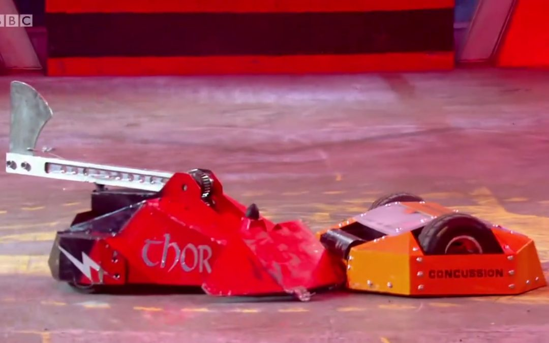 Robot Wars UK: S9 E3