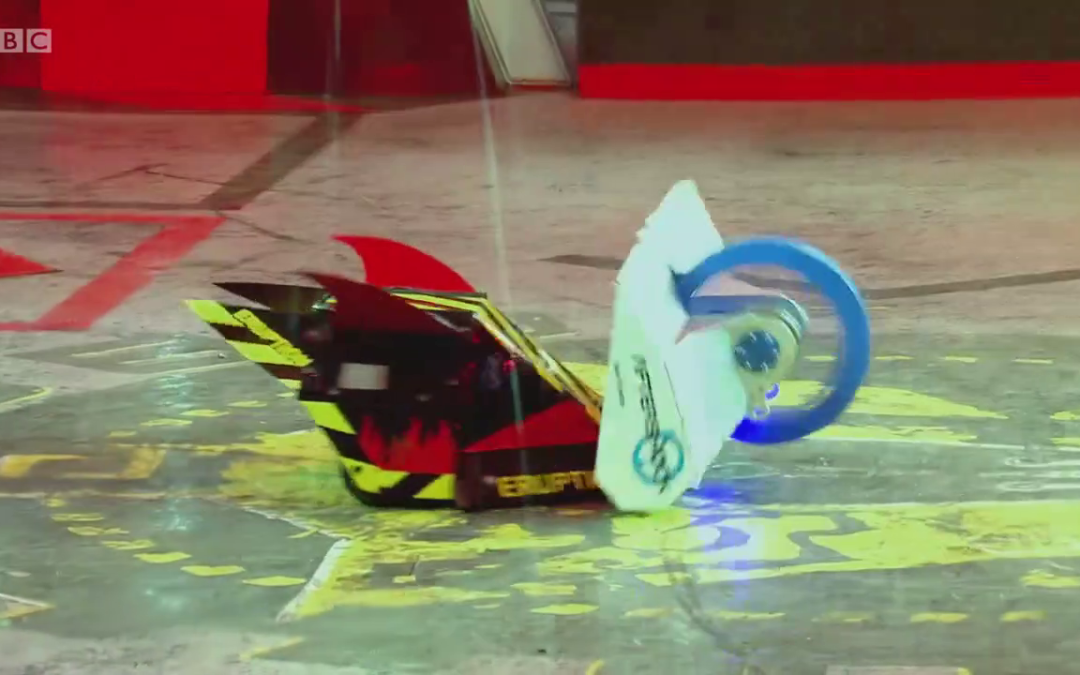 Robot Wars UK: S10 E2