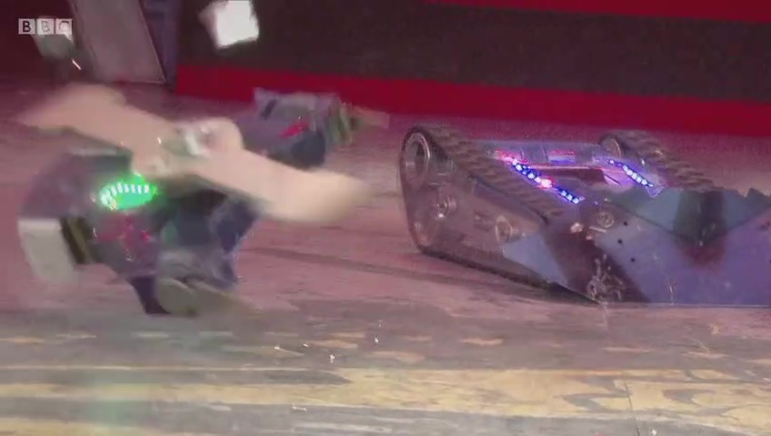 Robot Wars UK: S10 E3