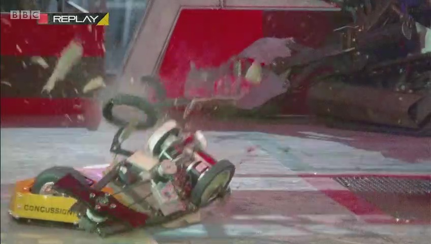Robot Wars UK: S10 E4