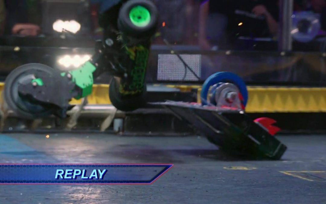 BattleBots: S8 E15 (USA Vs. World)